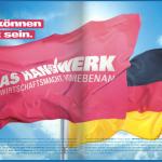 Plakat Handwerkskammer Stolz